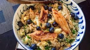 cuisiner fenouil braisé salade quinoa et fenouil braisé recette par lutsubo