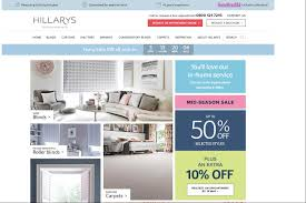 hillarys blinds sold for 300 million retail gazette