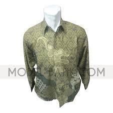 Baju Batik Batik kemeja batik batik semi baju batik pria bm p 21
