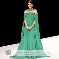 aliexpress com buy 2016 gorgeous bright green sonam kapoor full