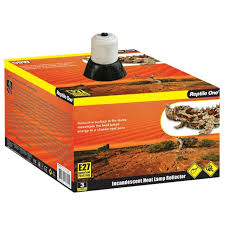 reptile one ceramic heat lamp holder petbarn