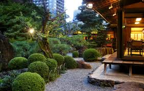 modern japanese garden architecture