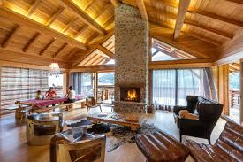 ski holidays luxury chalet the mountain house in the alps