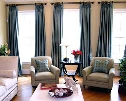 Living Room  Modern Curtains For Living Room Uk Summer Family - Family room curtains ideas