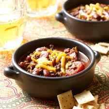 Simmer Pot Recipes Crock Pot Chili Recipe Myrecipes
