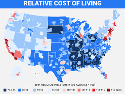 Cheapest State 22 Maps That Explain America Business Insider