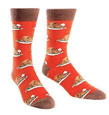 thanksgiving socks sock it to me men s thanksgiving novelty crew socks