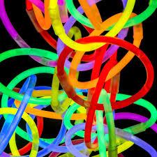 amazon com glow sticks 100 8