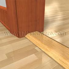 Interior Door Threshold 3 Oak Seam Binding And Threshold By Pemko Www Tmhardware