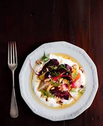 creme fraiche cuisine beets with creme fraiche and other stuff wrightfood