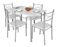 table cuisine avec chaise table de cuisine blanche avec rallonge collection avec table de