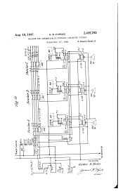 patent us2425792 machine for automatically punching converter