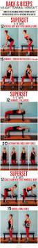 best 25 dumbbell back workout ideas on pinterest dumbbell
