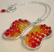 make swarovski crystal necklace images Success tips for a teenage jewelry artist jewelry making journal jpg