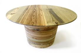 Wooden Dining Table Designs With Glass Top Furniture Cozy Reclaimed Wood Round Dining Tables With Glass Top