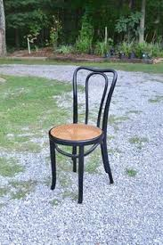 Thonet Vintage Chairs No 18 Thonet Thonet Classic Thonet Chairs Would Also Work Well