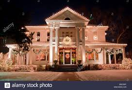 christmas lights dallas tx christmas lights decorating a mansion on historic swiss avenue in