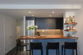 contemporary kitchen with undermount sink by das studio zillow