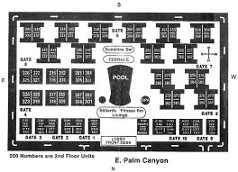 Palm Springs Map Ocotillo Lodge Greater Palm Springs Condos U0026 Apartments For Sale