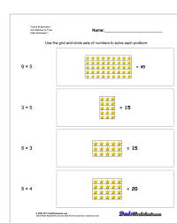 multiplication picture math