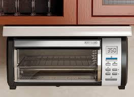 Toaster Oven With Auto Slide Out Rack Best Under Cabinet Toaster Oven For The Money Toast Hq