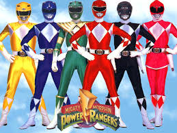 coloring pages boys power rangers mighty morphin games
