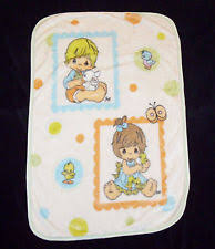 Precious Moments Baby Shower Decorations Precious Moments Blanket Ebay