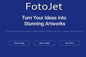 review fotojet free photo editor collage creator and graphic