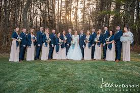 Barn Weddings In Maine Barn At Flanagans Farm Wedding In Buxton Maine Photographed By