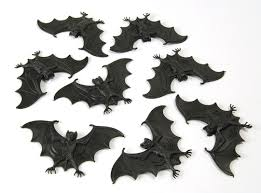 halloween scary picture 8 mini halloween scary rubber bats horror spooky vampire party