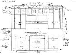 prepossessing 20 kitchen cabinet drawer dimensions inspiration of