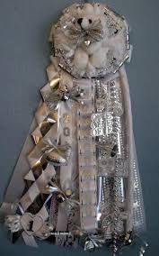 homecoming garter ideas homecoming mums that time of year again vintage scrapping