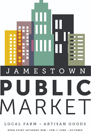 farmers market returns to jamestown on saturday jamestown