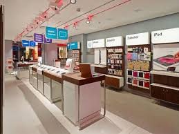 Best Electronics Retail Images On Pinterest Visual - Retail store interior design ideas