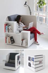 7 creative chairs all book lovers will appreciate storage chair