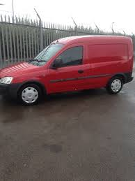 vauxhall combo van 1 7diesel in hartlepool county durham gumtree