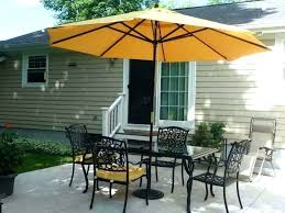 deck table and chairs outdoor dining furniture with umbrella outdoor table and chairs with
