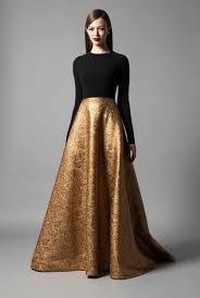 robes longues pour mariage 51 modèles de la robe de soirée pour mariage jupes longues