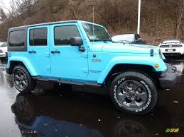 chief blue jeep 2017 chief blue jeep wrangler unlimited freedom edition 4x4