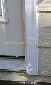 Repair Exterior Door Jamb Rotted Exterior Door Frame Splice Repair Handymanhowto