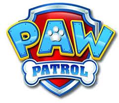 amazon paw patrol logo 1 4 sheet edible photo birthday cake