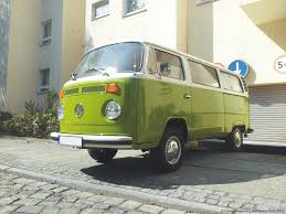 dark green volkswagen t25 campervan crazy