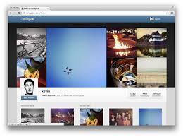layout instagram pc instagram ganha versão web e fica independente dos smartphones