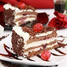 cake how to eggless black forest cake recipe how to make eggless black forest
