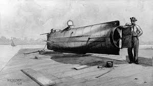 9 groundbreaking early submarines history lists