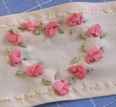 silk ribbon roses the scientific seamstress roses