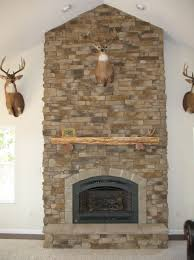 faux stone for fireplace lowes home design ideas