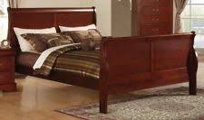 Sleigh King Size Bed Frame King Sleigh Bed Ebay