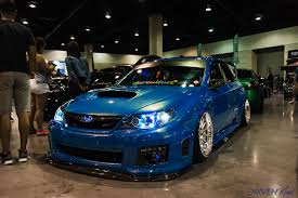 subaru tuner tuner evolution daytona beach 2017 car show u2014 the driven kind
