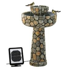 fountains for home decor wishing well solar water fountain wholesale at koehler home decor